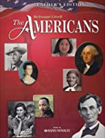 The Americans, Teacher's Edition 0618377352 Book Cover