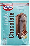 Dr. Oetker Trenddessert Triple Chocolate, 9er Pack (9 x 100 g) -