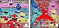 魔進戦隊キラメイジャー 2020年度最新柄 キラメイジャー ナフキン 2枚セット 約43×43㎝ 男児 ランチクロス 子供 キッズ キャラクター 入園 新入学 キャラナフキン