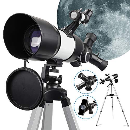 Telescopio Astronomico Professionale 80MM per Bambini Telescopio Monoculare