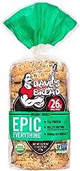 Dave's Killer Bread Organic Everything Bagels - 16.75 oz Bag
