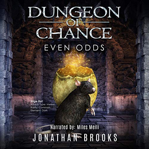 Dungeon of Chance: Even Odds cover art