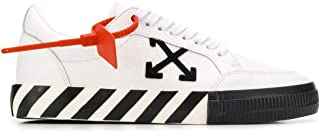 OFF-WHITE Luxury Fashion Mens OMIA085F19D680010110 White Sneakers | Fall Winter 19