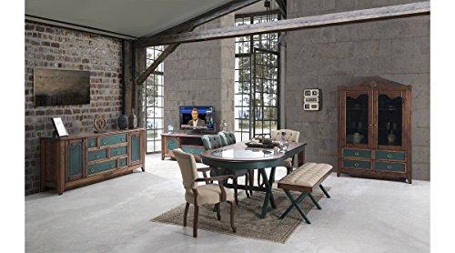 Green Eßzimmer-Set Essgruppe Bild 3*