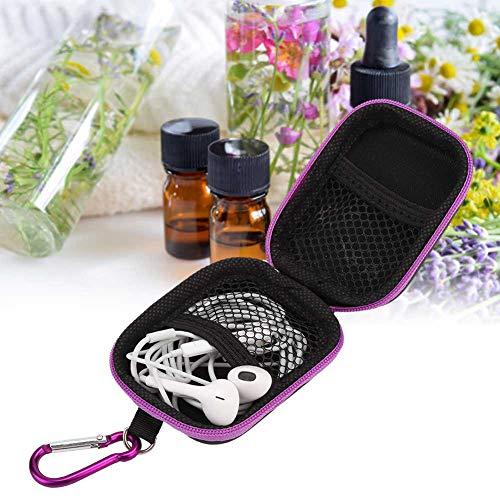 Speciale tas voor etherische olie, opbergtas voor etherische olie voor het opbergen en bewaren van etherische olie, draagbare opbergtas geschikt voor op reis en thuis