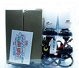 Set HID Xenon H7 35W 12V Blanco 6000K 2X BALASTROS + 2X Bombillas + 2 CANCELADORES CANBUS Luces DE Cruce Carretera ANTINIEBLA Coche Moto