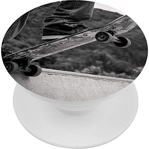 Stamp Press 'Skateboard' Handy Pop Ausziehbarer Griff / Ständer (PO00002894)