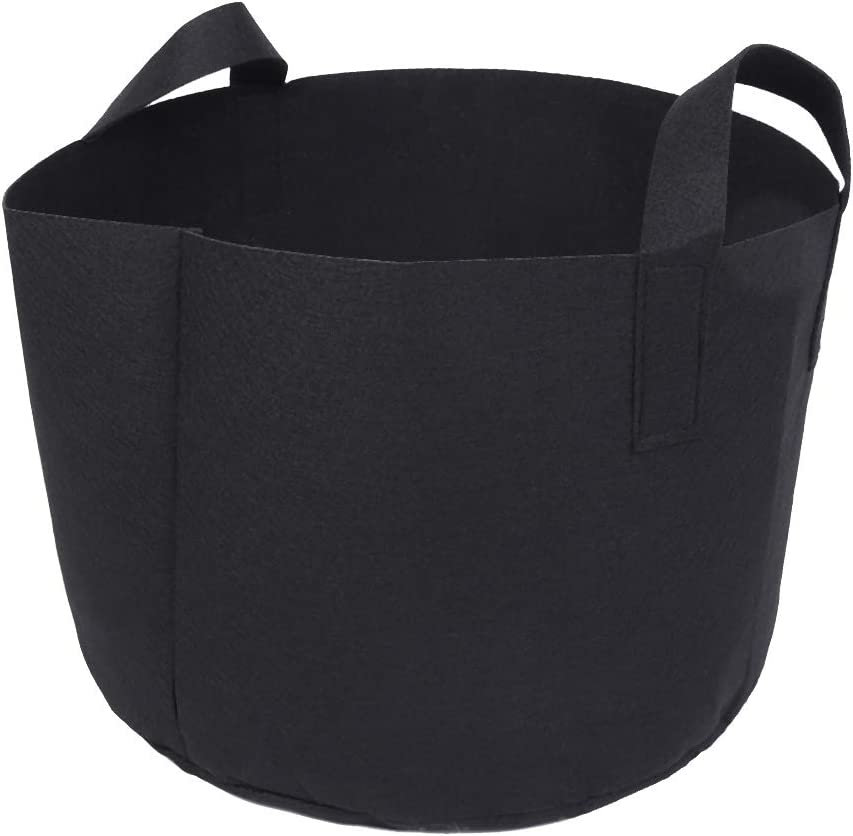 Max 68% OFF Breathable Felt Vegetable Grow Large special price Conta Bag Pot