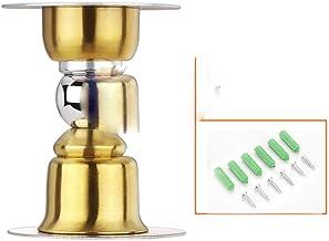 HOT 8 STKS Rvs Krachtige Magnetische Deur Stopper Home Office Anti-Collision Deurhouder Vang Deurstops Bescherming