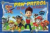 Trends International Nickelodeon Paw Patrol Crew Wall Poster 22.375' x 34'