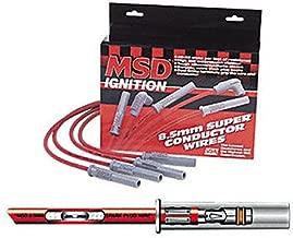 MSD 31189 8.5mm Super Conductor Spark Plug Wire Set