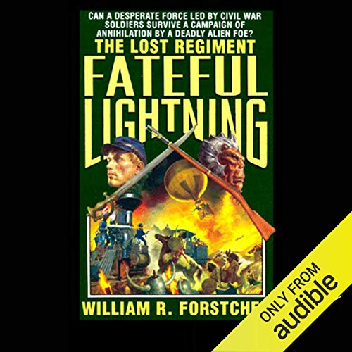 Couverture de Fateful Lightning