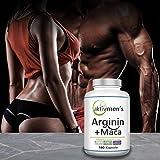 aktivmen´s Arginin + Maca - 3