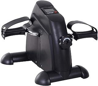 Foldable Exercise Bike,Pedal Exerciser Fitness Equipment,Portable Arm Home Pedal,Exerciser Gym Leg Cardio Training