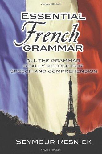 Essential French Grammar (Dover Language Guides Essential Grammar)