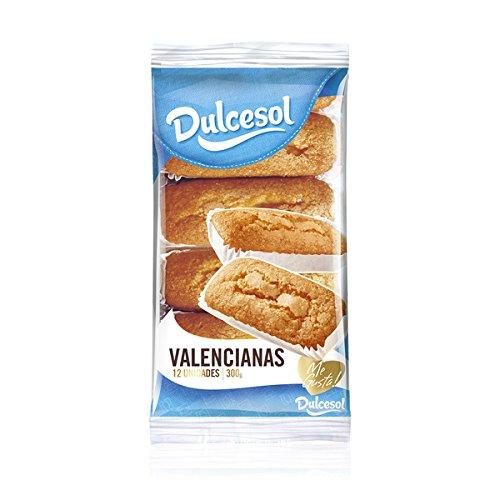 DULCESOL 🍞😋 Magdalenas Valencianas - 12 unidades 🍞😋