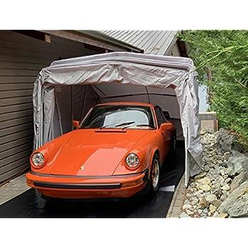 Amazon.com: Ikuby All Weather Proof Medium Carport, Car ...