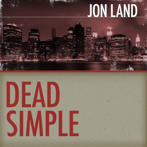 Dead Simple audiobook cover art