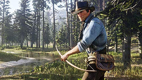 Red Dead Redemption 2 with Collectible SteelBook (Exclusive to Amazon.co.uk) (PS4)