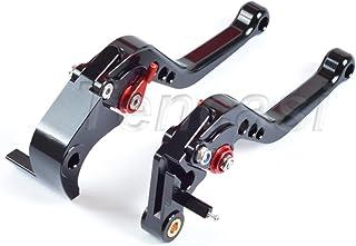 w and w//o CC Levier d/'embrayage de frein court r/églable Pour S1000R 2014 S1000RR 2010-2014 Type court Noir Couleur