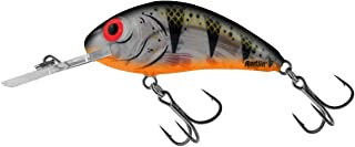 Salmo Rattlin Hornet 4.5 Floating - Clear Young Perch