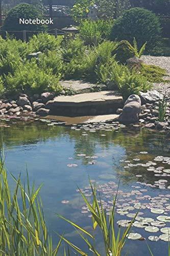 Notebook: Japanese Garden Zen Notebook, Chaos Coordinator, Office Planners and Diaries to Write in, Blank dotted, Japanes Garden Zen Notebooks, 120 ... … Who known the beauty of a Japanese garden