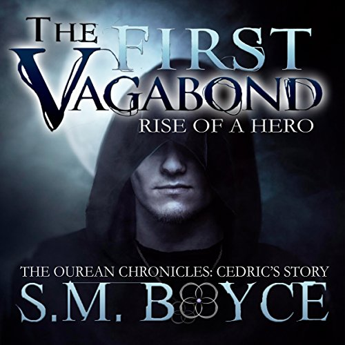 The First Vagabond: Rise of a Hero audiobook cover art