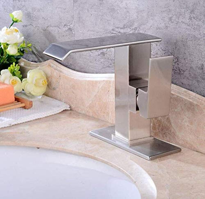 Luxus überzug Wasserhahn Wasserhahn Bürstete Wasserhahn Badezimmer Kupferhahn Unter Heien Und Kalten Wasserhahn