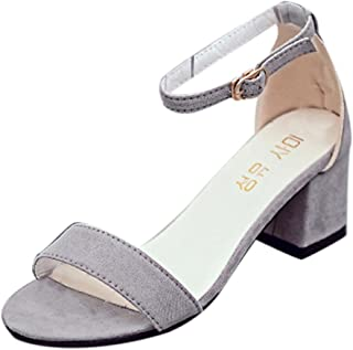 Amazon esZapatos Amazon Tacon Gris Gris Ancho Amazon Tacon Ancho esZapatos Y6yvb7fg
