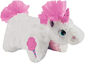 Pillow Pets Sweet Scented Pets, Cotton Candy Unicorn, 16
