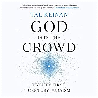 God Is in the Crowd audiobook cover art