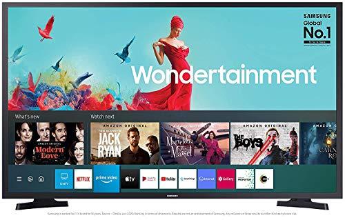 Samsung 108 cm (43 Inches) Wondertainment Series Full HD LED Smart TV UA43TE50AAKXXL (Titan Gray) (2020 model)