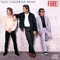 Fore by Huey Lewis & The News (1990-10-25)