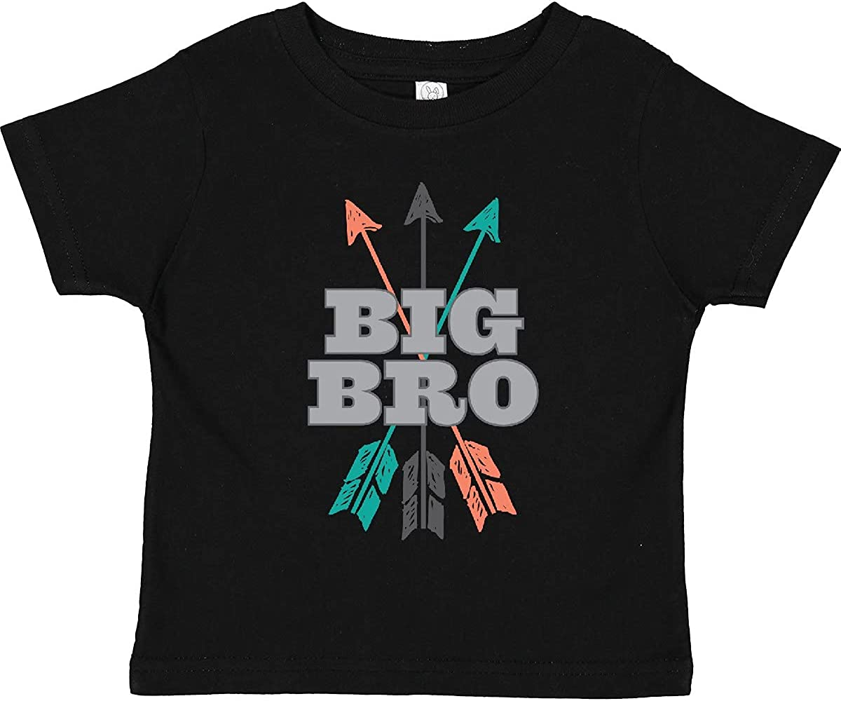 inktastic Big Bro Cute Boys Tribal Arrows Toddler T-Shirt