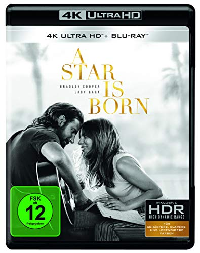 A Star is Born (4K Ultra HD) (+ Blu-ray 2D)
