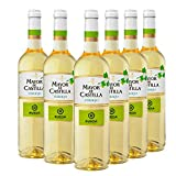 Mayor de Castilla Verdejo - Vino Blanco D.O Rueda, Pack de 6 Botellas x 750 ml...
