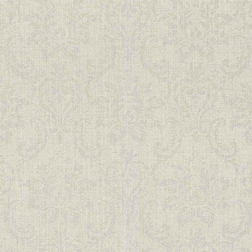 Textiltapete Rasch Textil Sky 074207 Barock grau