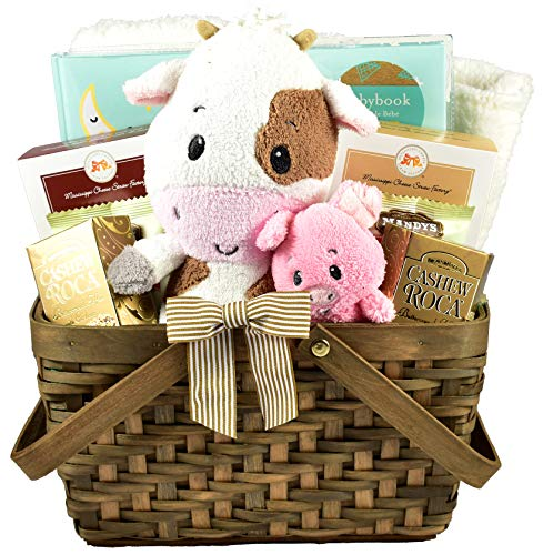 Gift Basket Village - Congratulations on Your New Arrival!, New Baby...