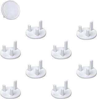 Lindam Safety UK Plug Socket Covers (8 Pack)