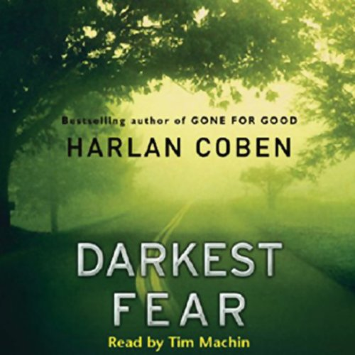 Darkest Fear audiobook cover art