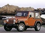9-HOAED6 Jeep Wrangler 83cm x 60cm,33inch x 24inch Silk