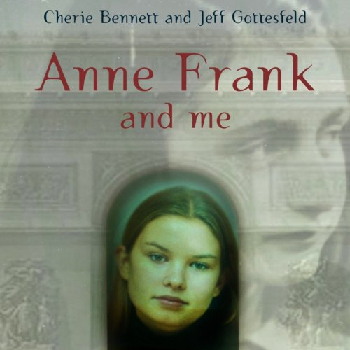 Anne Frank and Me cover art