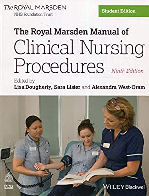 The Royal Marsden Manual of Clinical Nursing Procedures (Royal Marsden Manual Series) from Wiley–Blackwell