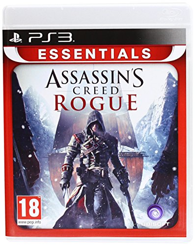 ASSASSIN'S CREED ROGUE PS3 [ ]
