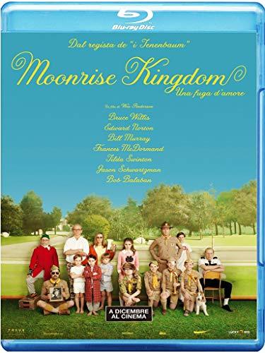 Moonrise kingdom - Una fuga d'amore [Blu-ray] [IT Import]