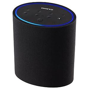 "ONKYO スマートスピーカー P3 Amazon Alexa搭載/DTS Play-Fi対応 VC-PX30(B)"""