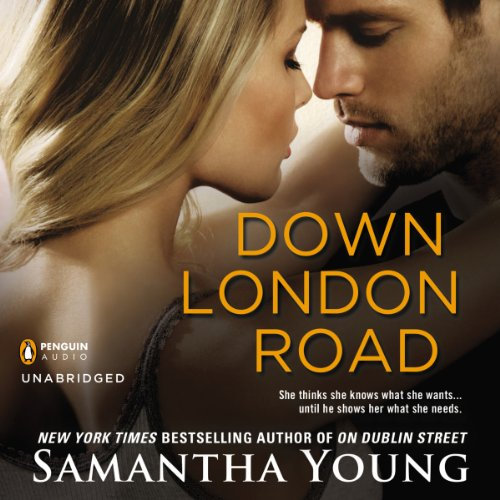 Down London Road audiobook cover art