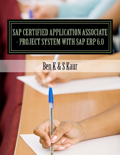SAP Certified Application Associate - Project System with SAP ERP 6.0