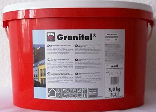 KEIM Granital® 5 kg in weiß