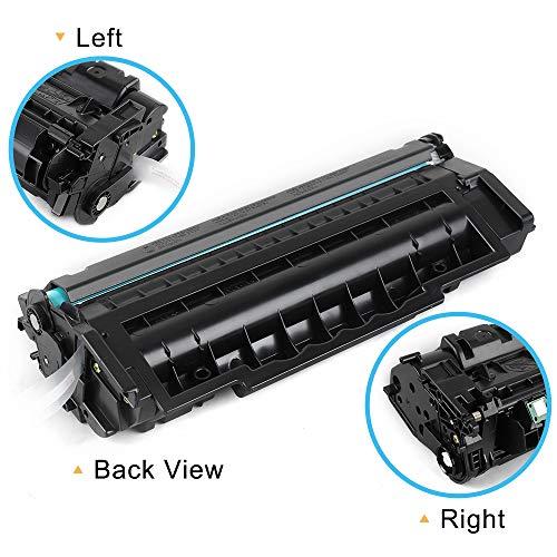 Cool Toner Compatible Toner Cartridge Replacement for HP 49A Q5949A 49X Q5949X for HP Laserjet 1320 132   0N 1320TN 1320NW 3390 P2015 P2015DN 3392 HP Laserjet MFP M2727nfs M2727 Printer (Black, 2 Packs)